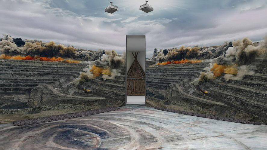 Музейная экспозиция «Якутия»