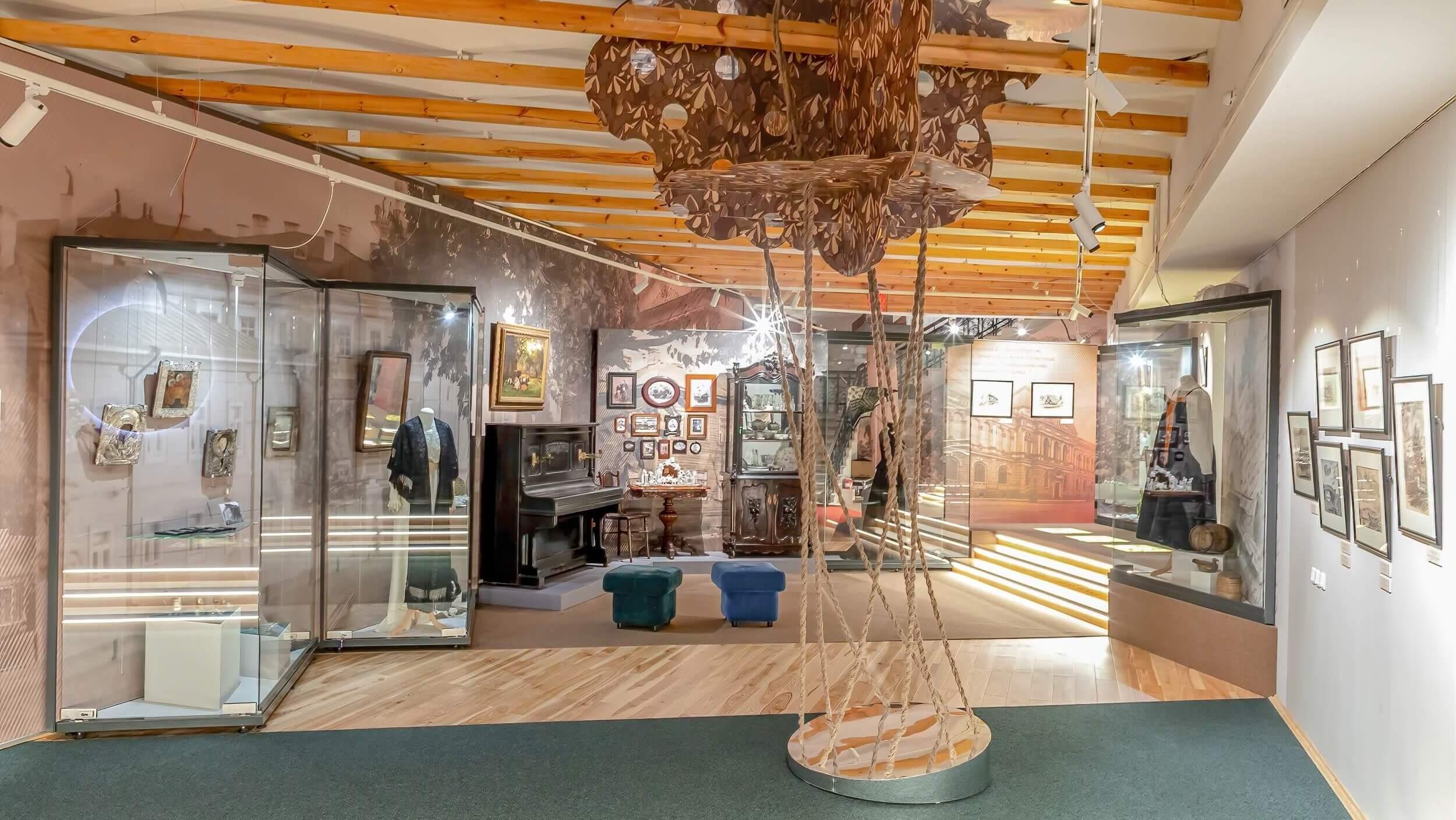 Музей художника и сказочника С.Г. Писахова